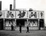 Northampton Easter Fair, 1961.