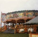 Warwick Edwardian Fair, 1971.