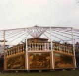 Warwick Edwardian Fair, 1971.