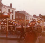 Hereford Fair, 1972.