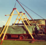 Hereford Steam Rally, 1972.