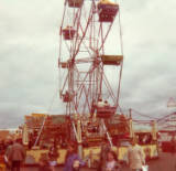 Rhyl Amusement Park, 1972.