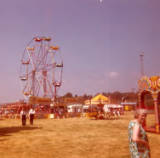 Tewkesbury Steam Fair, 1972.