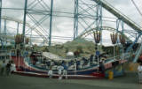 Whitley Bay Amusement Park, 1985.