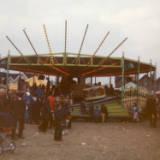 Bridgwater Fair, 1972.