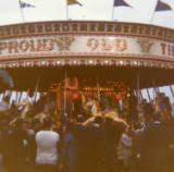 Bridgwater Fair, 1972.