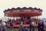 Warwick Steam Fair, 1973.
