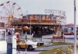 Porthcawl Amusement Park, 1974.