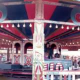 Warwick Steam Fair, 1975.