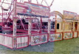 Warwick Steam Fair, 1975.