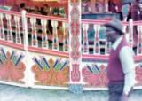 Gloucester Park Fair, 1975.