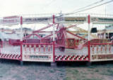 Tewkesbury Steam Fair, 1975.