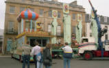 Oxford St Giles Fair, 1987.