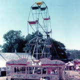 Sudeley Steam Fair, 1976.
