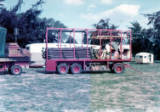 Hereford Carnival Fair, 1976.