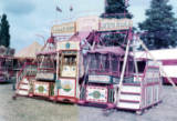 Fairford Steam Fair, 1976.