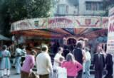 Oxford St Giles Fair, 1976.
