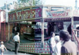 Oxford St Giles Fair, 1976.