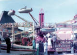 Redditch Fair, 1976.