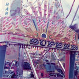 Knutsford Fair, 1977.