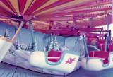 Southport Pleasureland Amusement Park, 1977.