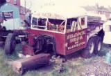 Silcock's yard, 1977.