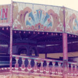 Burslem Fair, 1977.