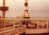 Blackpool Pleasure Beach, 1977.