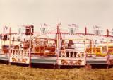Warwick Steam Fair, 1977.