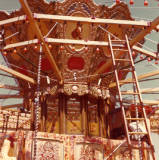 Warwick Steam Fair, 1977.