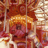 Southsea Amusement Park, 1977.