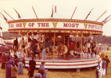 Castle Howard Steam Rally, 1977.