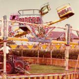 Spondon Fair, 1977.