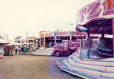 Bridgwater Fair, 1977.