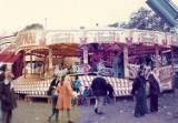 Nottingham Goose Fair, 1977.