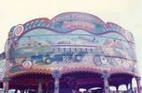 Long Marston Fair, 1978.