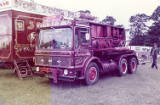 Banbury Steam Rally, 1978.