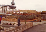 Blackpool Pleasure Beach, 1978.