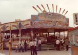 Rhyl Amusement Park, 1978.