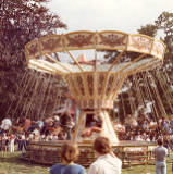Fairford Steam Fair, 1978.