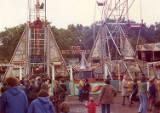 Nottingham Goose Fair, 1978.