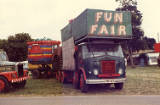 Hereford Fair, 1979.