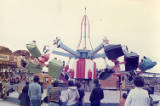 Blackpool Pleasure Beach, 1979.