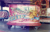 Seaton Carew Amusement Park, 1979.