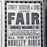 Cambridge Midsummer Fair, 1961.