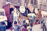 Oxford St Giles Fair, 1979.