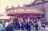 Oxford St Giles Fair, 1979.