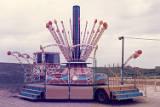 Ffrith Beach Amusement Park, 1979.