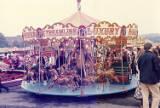 Nottingham Goose Fair, 1979.