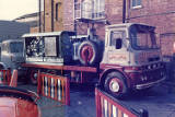 Tewkesbury Mop Fair, 1979.